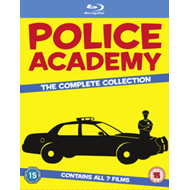 Police Academy: The Complete Collection (UK-import) (BLU-RAY)