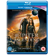 Produktbilde for Jupiter Ascending (UK-import) (BLU-RAY)