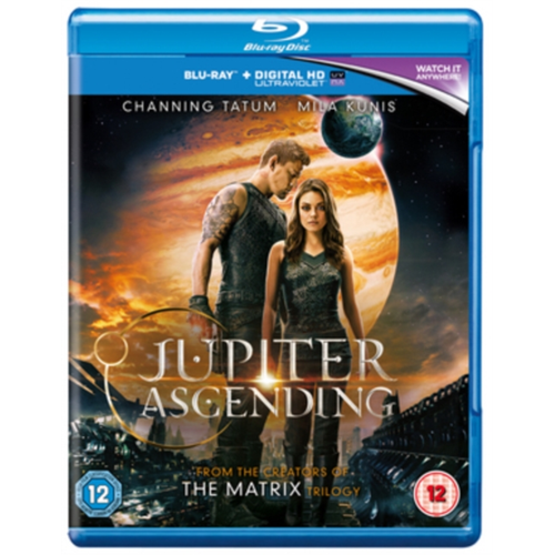 Jupiter Ascending (UK-import) (BLU-RAY)