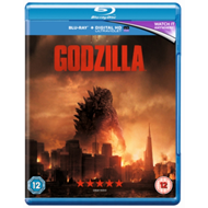 Produktbilde for Godzilla (UK-import) (BLU-RAY)