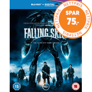 Produktbilde for Falling Skies: The Complete Third Season (UK-import) (BLU-RAY)