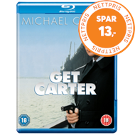 Get Carter (UK-import) (BLU-RAY)