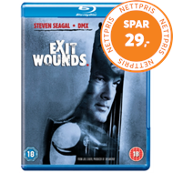 Produktbilde for Exit Wounds (UK-import) (BLU-RAY)