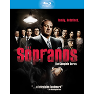 Sopranos: The Complete Series (UK-import) (BLU-RAY)