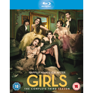 Girls: The Complete Third Season (UK-import) (BLU-RAY)
