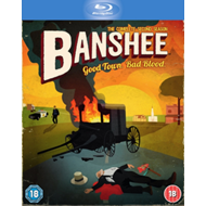 Banshee: The Complete Second Season (UK-import) (BLU-RAY)