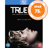 Produktbilde for True Blood: The Complete Seventh Season (UK-import) (BLU-RAY)