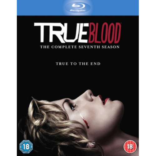 True Blood: The Complete Seventh Season (UK-import) (BLU-RAY)