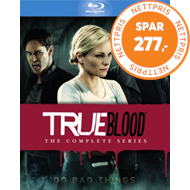 Produktbilde for True Blood: The Complete Series (UK-import) (BLU-RAY)