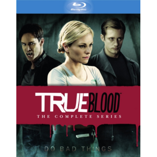 True Blood: The Complete Series (UK-import) (BLU-RAY)