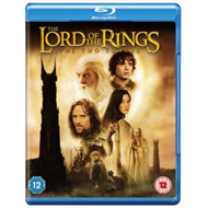 Lord Of The Rings: The Two Towers (UK-import) (BLU-RAY)