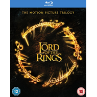 Produktbilde for The Lord Of The Rings Trilogy (UK-import) (BLU-RAY)
