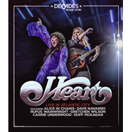 Heart - Live In Atlantic City (BLU-RAY)