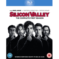 Silicon Valley: The Complete First Season (UK-import) (BLU-RAY)
