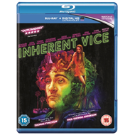 Produktbilde for Inherent Vice (UK-import) (BLU-RAY)