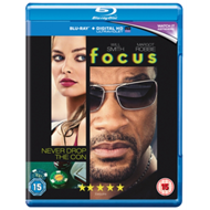 Produktbilde for Focus (UK-import) (BLU-RAY)