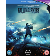 Falling Skies: The Complete Fourth Season (UK-import) (BLU-RAY)