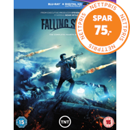 Produktbilde for Falling Skies: The Complete Fourth Season (UK-import) (BLU-RAY)