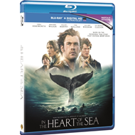 Produktbilde for In The Heart Of The Sea (UK-import) (BLU-RAY)