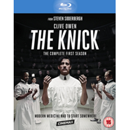 Produktbilde for The Knick: The Complete First Season (UK-import) (BLU-RAY)