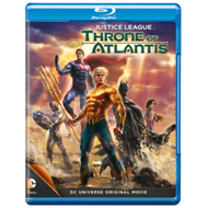 Justice League: Throne Of Atlantis (UK-import) (BLU-RAY)