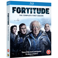 Produktbilde for Fortitude - Sesong 1 (UK-import) (BLU-RAY)