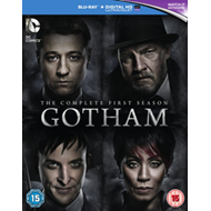 Gotham: The Complete First Season (UK-import) (BLU-RAY)