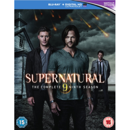 Supernatural: The Complete Ninth Season (UK-import) (BLU-RAY)