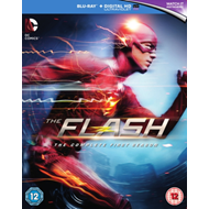 Produktbilde for The Flash: The Complete First Season (UK-import) (BLU-RAY)