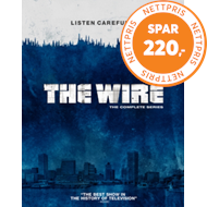 Produktbilde for The Wire: The Complete Series (UK-import) (BLU-RAY)