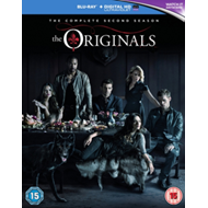Originals: The Complete Second Season (UK-import) (BLU-RAY)