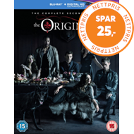 Produktbilde for The Originals: The Complete Second Season (UK-import) (BLU-RAY)
