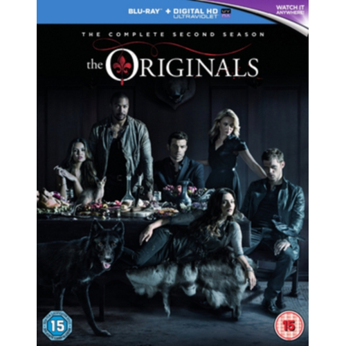 The Originals: The Complete Second Season (UK-import) (BLU-RAY)