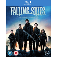 Falling Skies: The Complete Seasons 1-4 (UK-import) (BLU-RAY)