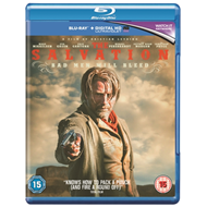 Produktbilde for The Salvation (UK-import) (BLU-RAY)