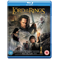 Produktbilde for The Lord Of The Rings: The Return Of The King (UK-import) (BLU-RAY)