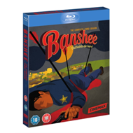 Produktbilde for Banshee: The Complete Third Season (UK-import) (BLU-RAY)