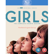 Girls: The Complete Fourth Season (UK-import) (BLU-RAY)
