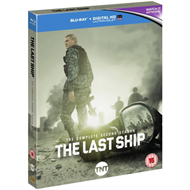 Last Ship: The Complete Second Season (UK-import) (BLU-RAY)