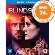 Blindspot: The Complete First Season (UK-import) (BLU-RAY)