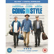 Going In Style (UK-import) (BLU-RAY)