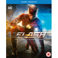 Produktbilde for The Flash: The Complete Second Season (UK-import) (BLU-RAY)