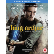 King Arthur - Legend Of The Sword (UK-import) (BLU-RAY)