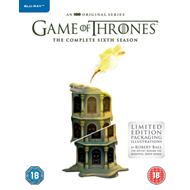 Produktbilde for Game Of Thrones: The Complete Sixth Season (UK-import) (BLU-RAY)