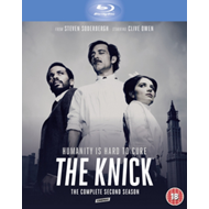 Produktbilde for The Knick: The Complete Second Season (UK-import) (BLU-RAY)