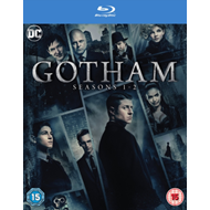 Gotham: Seasons 1-2 (UK-import) (BLU-RAY)