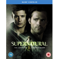 Supernatural: The Complete Eleventh Season (UK-import) (BLU-RAY)