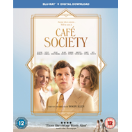 Café Society (UK-import) (BLU-RAY)