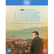 Looking: The Complete Series And The Movie (UK-import) (BLU-RAY)