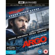 Produktbilde for Argo (UK-import) (4K Ultra HD + Blu-ray)
